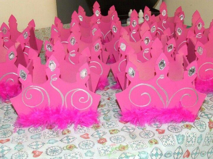 Recuerdos para la fiesta de la princesa diy crafts and for Decoracion de princesas
