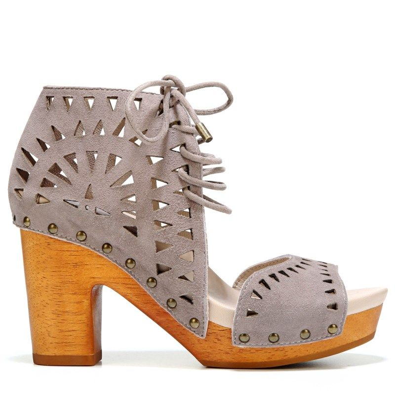 Womens Jambu Simone Dress Sandal Light Taupe