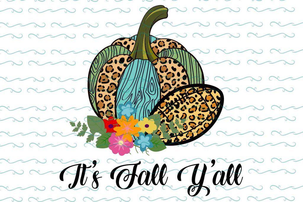 itsfallyallpumpkinwoodleopardfloralfootballsvg