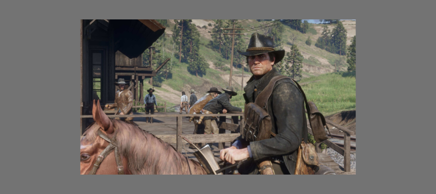 Red Dead Redemption 2 S Pc Version Lacks Ray Tracing Red Dead Redemption Epic Games Game Store