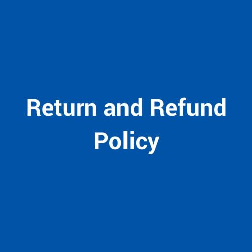 Download A Sample ReturnRefund Policy Agreement Template For Your