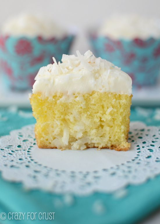 coconut filling for cupcakes