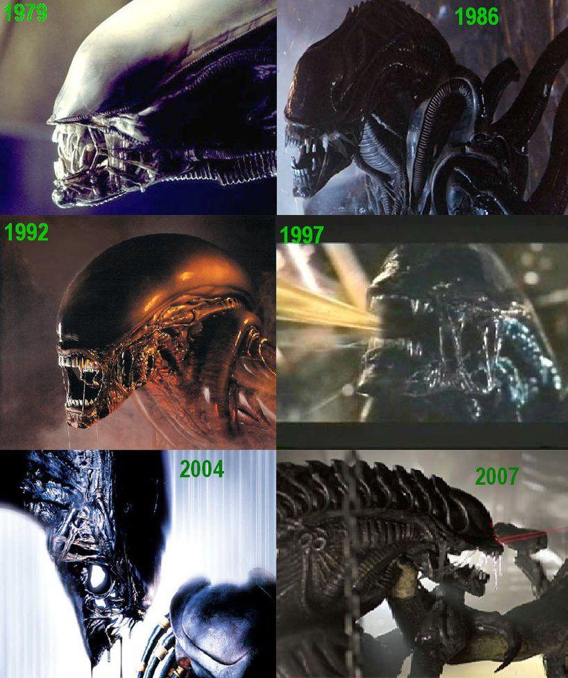Have you noticed... by fuyumikun Aliens movie, Predator