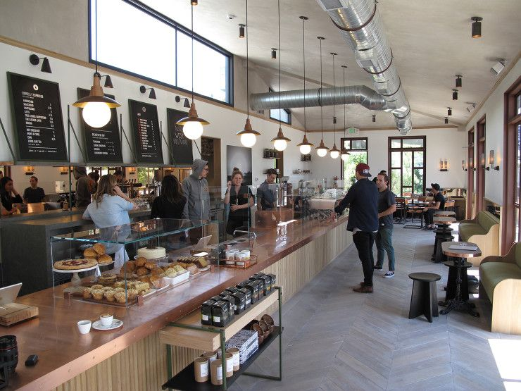 Los Angeles Verve Coffee Opens In West Hollywood in 2020