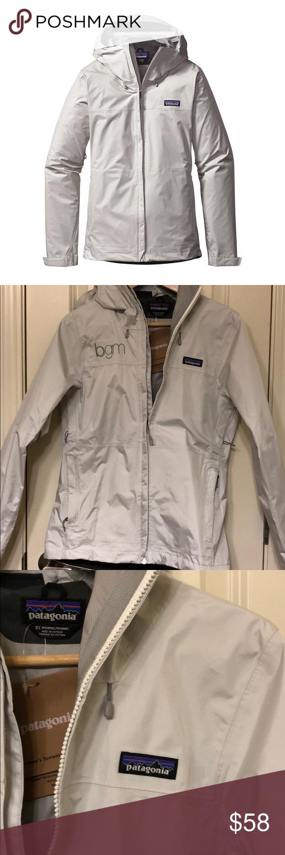 Patagonia jacket Women's Torrentshell Jacket in Birch
