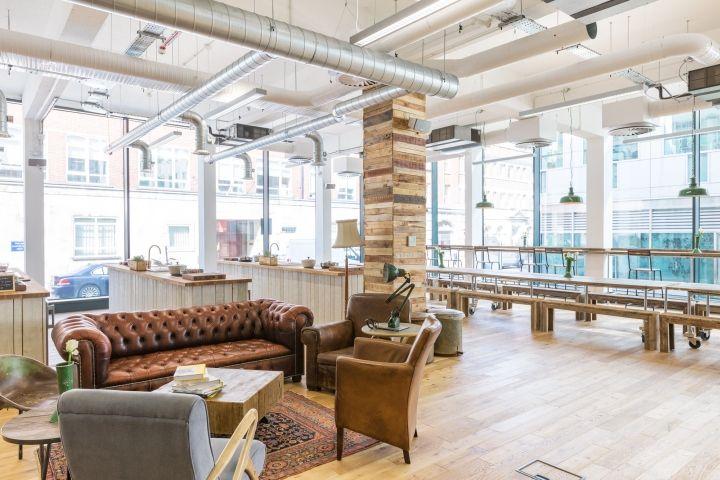 office design blogs. Hello Fresh By Thirdway Interiors, Shoreditch \u2013 UK » Retail Design Blog | Office Ideas Pinterest Retail, Interiors And Wood Blogs H