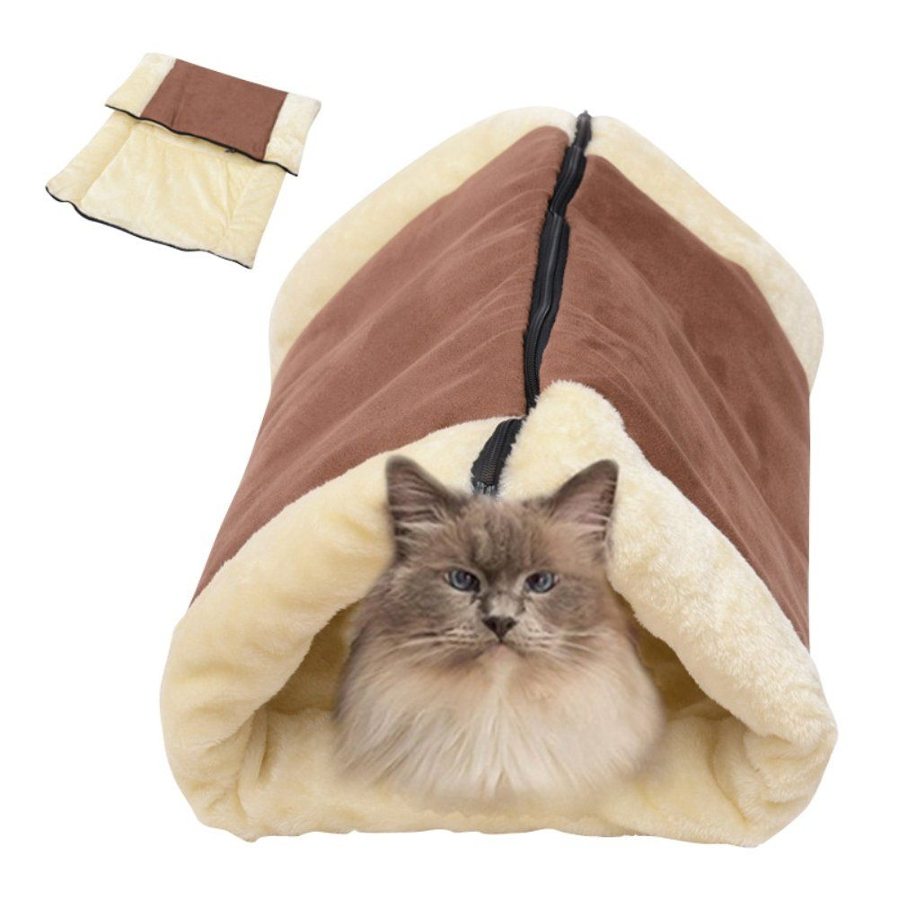 Patgoal 2in1 Cat Pet Bed Tunnel Tube Indoor Cushion Mat Pad For Dog Puppy Kitten Kitty Would Like To Know Much More In 2020 Dogs And Puppies Dog Blanket Pets Cats