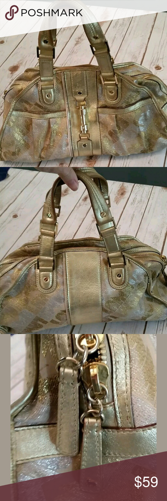 Price Drop L A M B Purse Excellent Used Condition Lamb Bag No Holes Or Stains