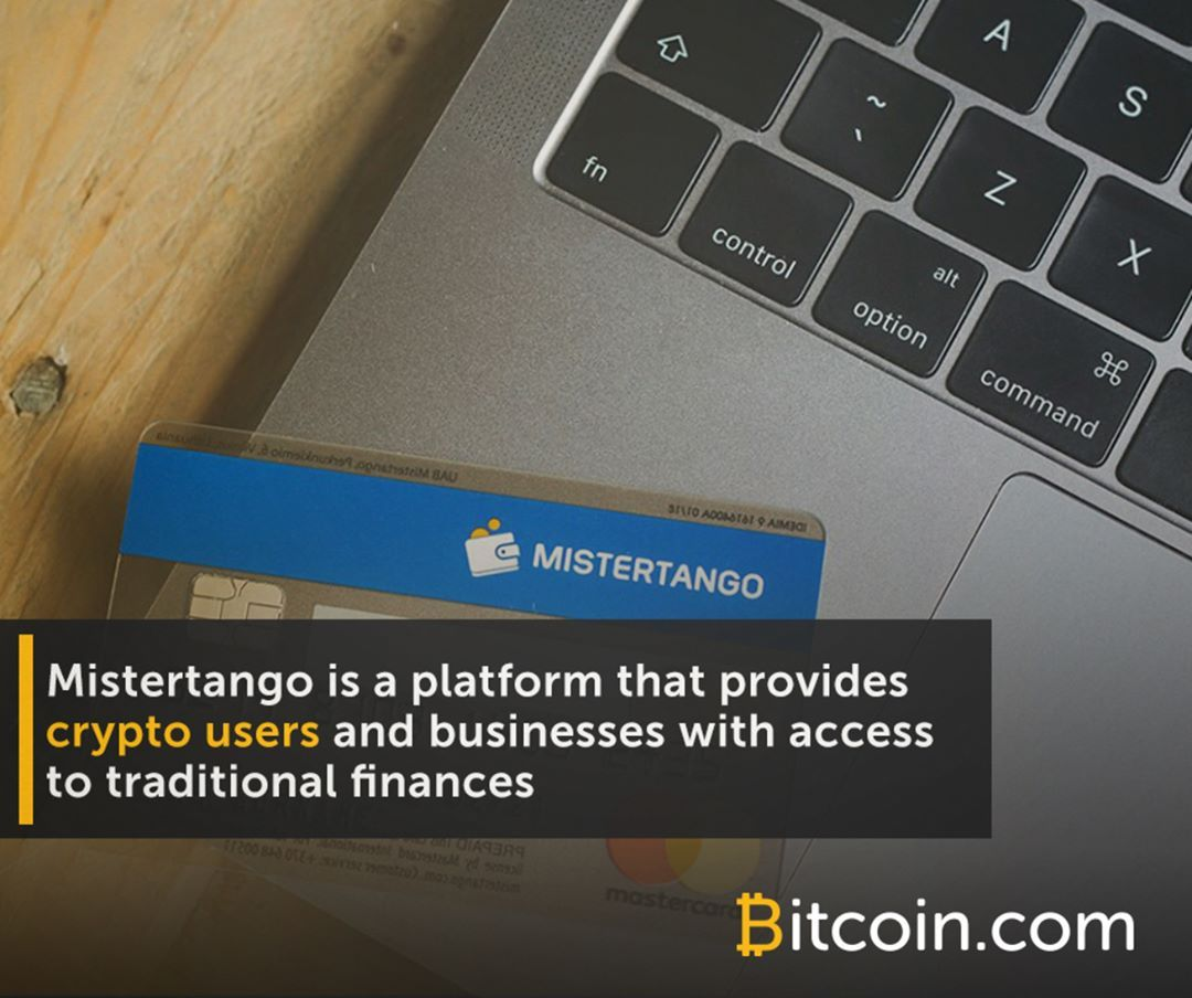Online Bank Mistertango Offers Crypto Companies Multiple