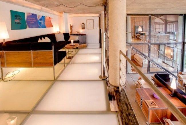 DREAM HOUSE HEINZ JULEN PENTHOUSE Architecture Loft