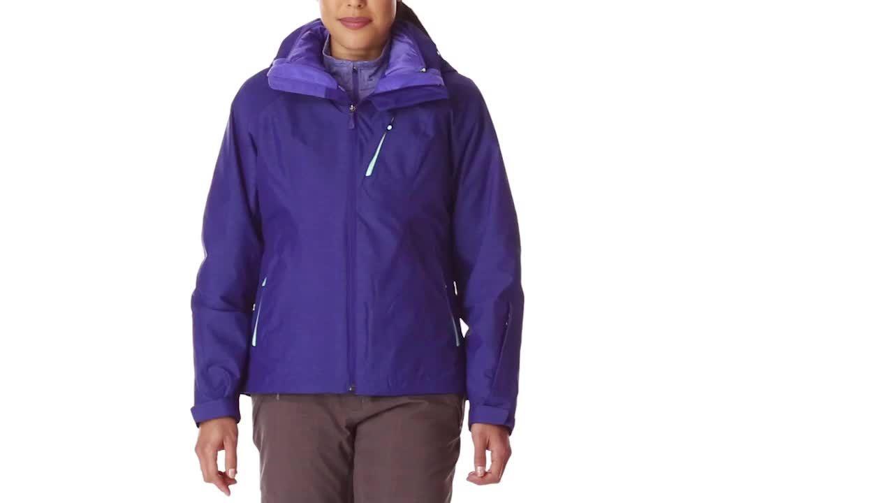 698638503 Cheakamus Triclimate 3-in-1 Jacket - Women's | Hiking Trips ...