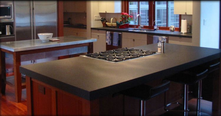 best way to cut kitchen countertop