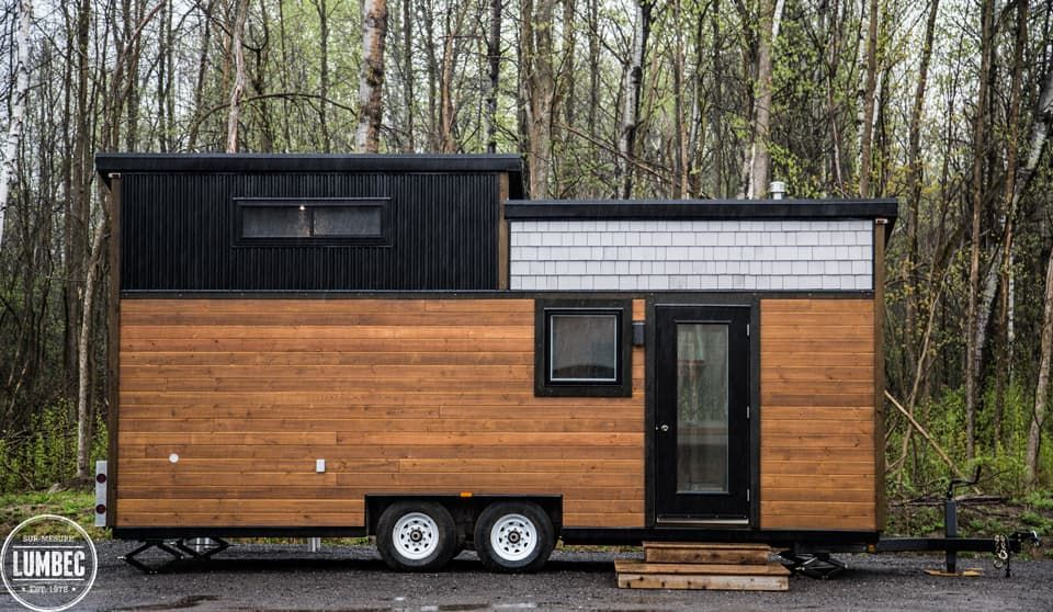 The TH2 From Tiny House Lumbec Of Gatineau, Quebec. A 204 Square