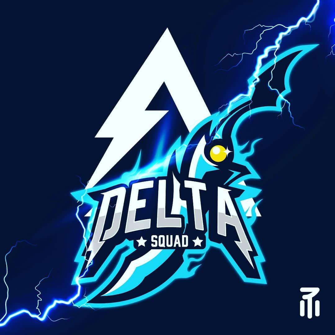 Delta Esport Team Logo Game Logo Esports Team Dota2