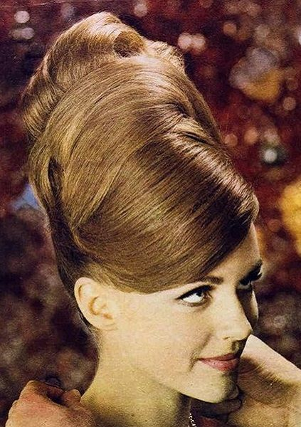 hairstyle 1960s