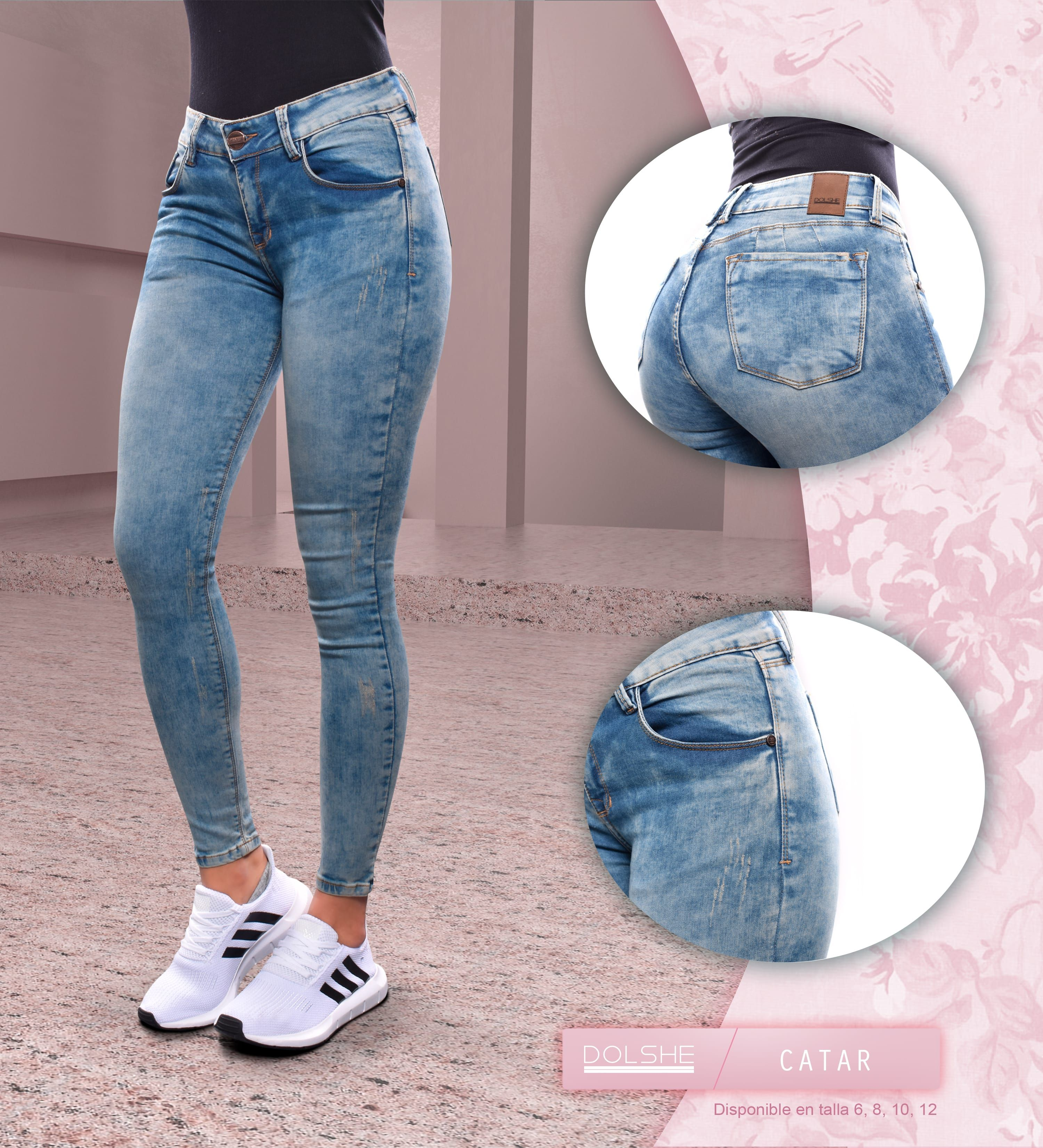 Women Jeans Clothes Skinny Jeans