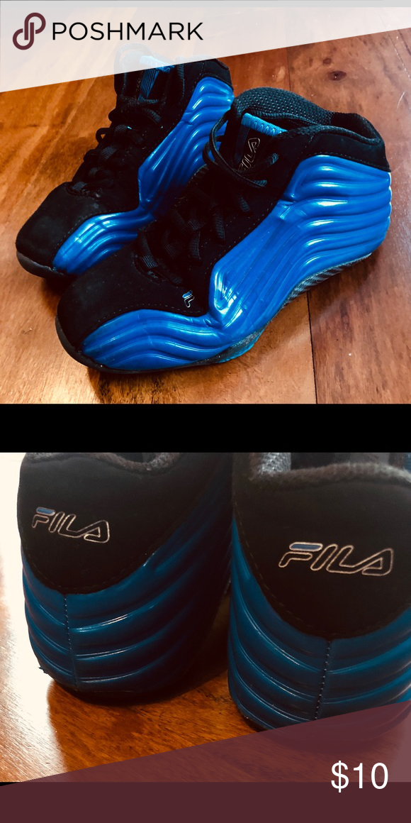 Youth Boys Fula Basketball Shoes My Posh Closet Shoes
