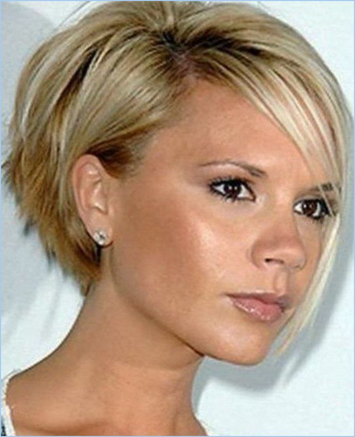 Short hairstyles 2017 ladies fine hair (fine hair, hairstyles 2017 ...
