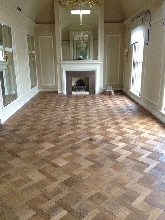 This Floor Is Just Installed In Toorak
