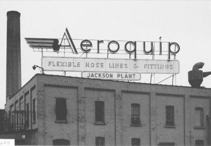 Aeroquip Jackson Mi Plant Jackson Michigan Michigan Pure Michigan
