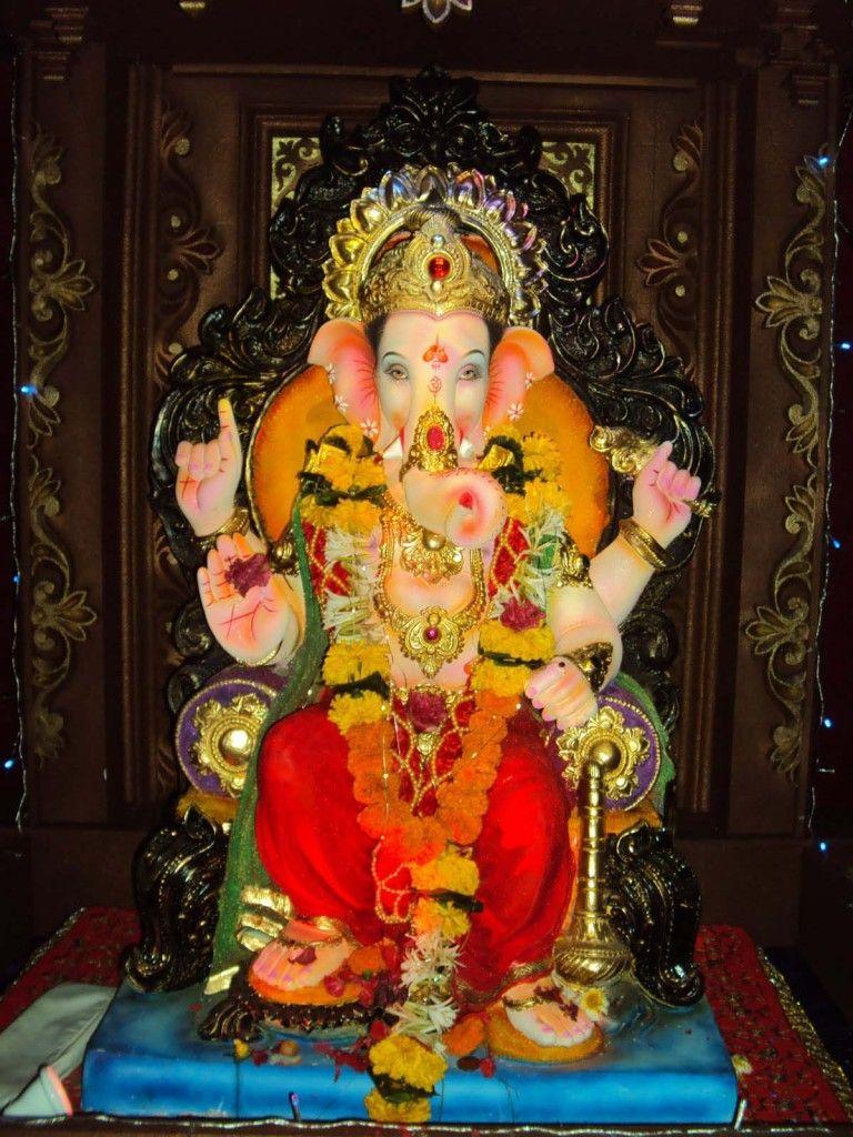 Hd wallpaper vinayagar - Ganesha
