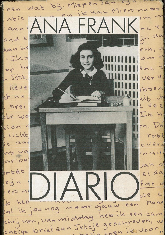 Diario De Ana Frank De Ana Frank Circulo De Lectores España 9788422646976 Encuadernación De Tapa Du El Diario De Ana Frank El Diario De Anna Frank Ana Frank