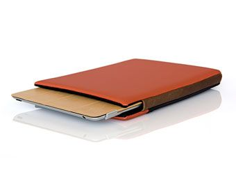 Smart Case.has the  hard-core protection without bulk. Layered padding includes a high-impact, rigid insert.& ultra-suede scratch-free liner at  under-an-inch thin. It's quickly accessible. Smart Cases come with a pocket to  hold your sync/charging cable and power adapter.