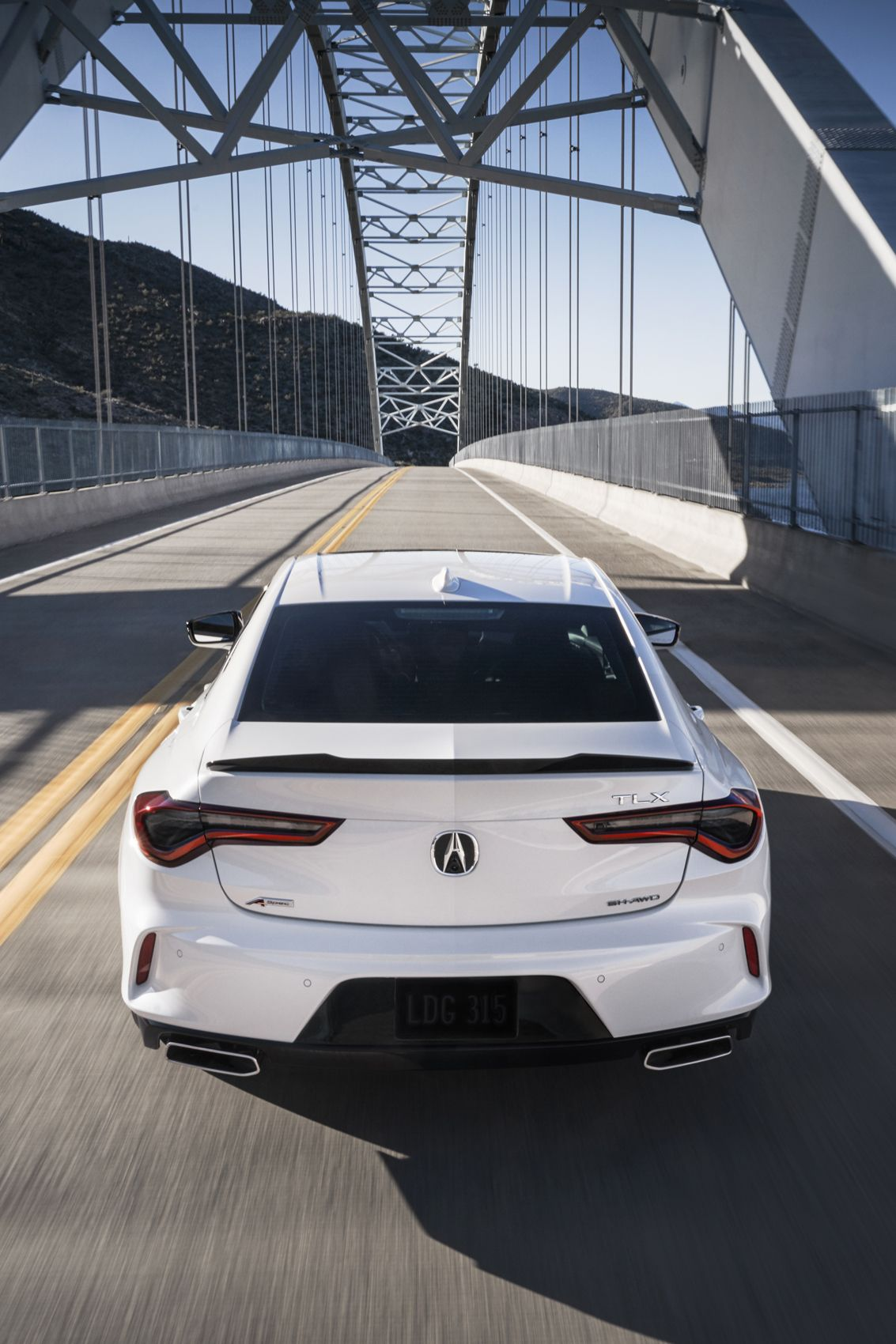 the all new 2021 acura tlx sports
