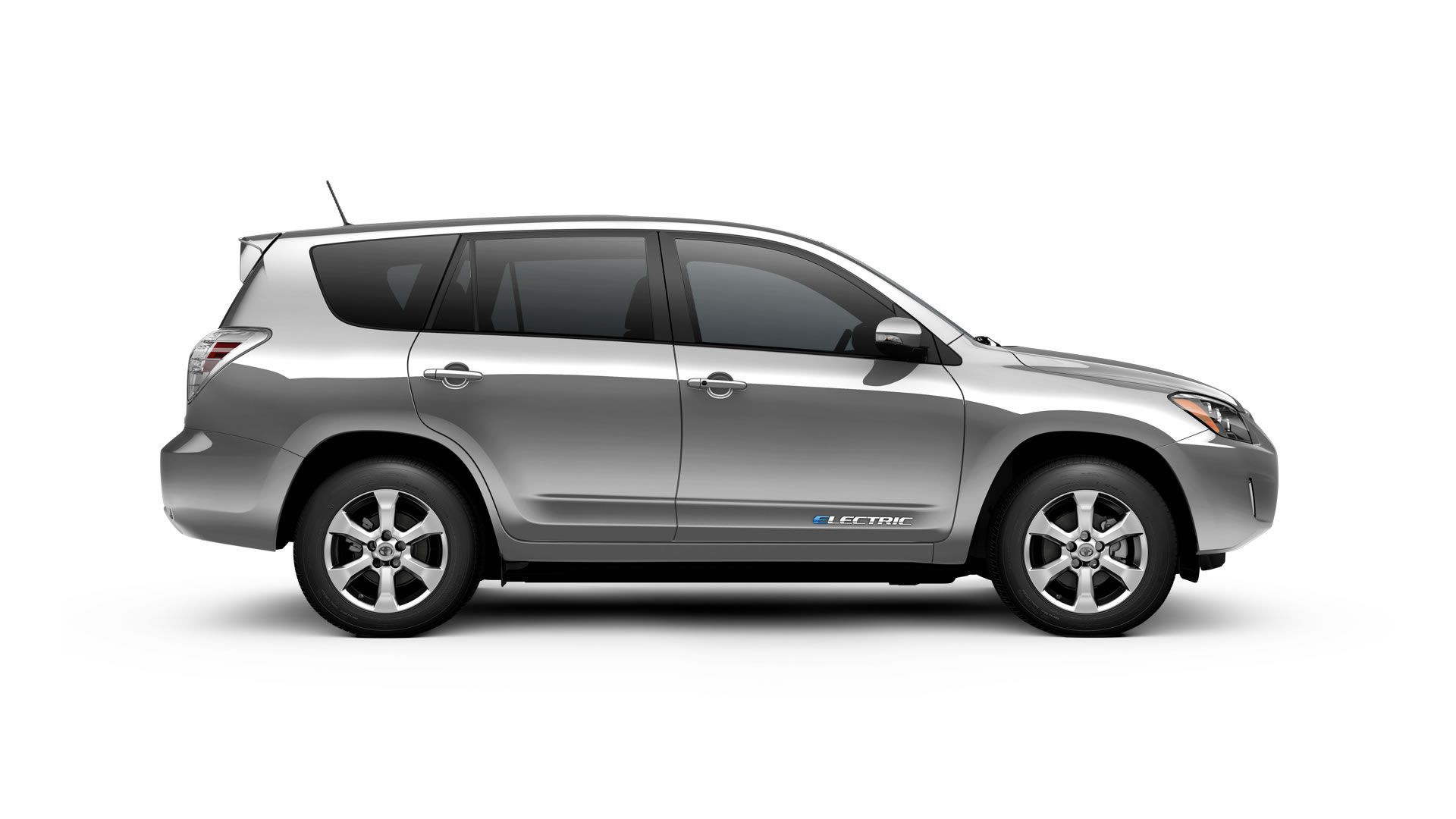 A design that will make you look twice. Toyota rav4