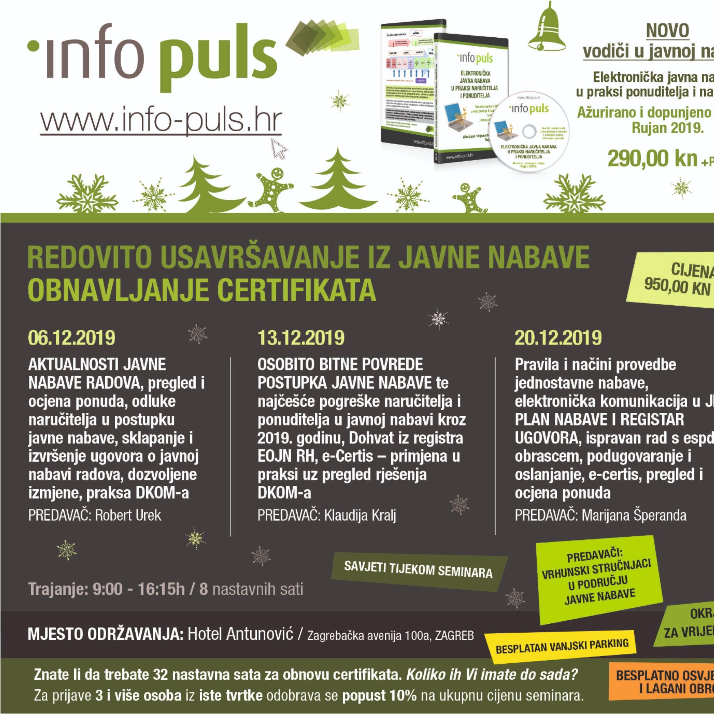 Edukacija Javna Nabava 12 2019