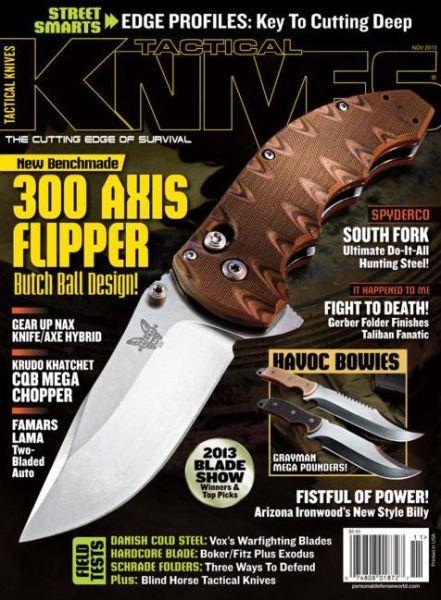 TACTICAL KNIVES MAGAZINE PDF
