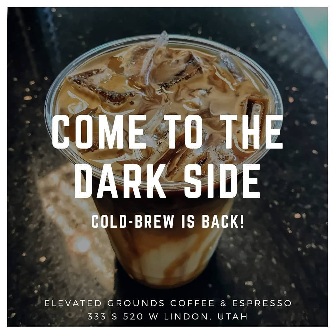 Pin Af Elevated Grounds Coffee Espr Pa Coffee Quotes