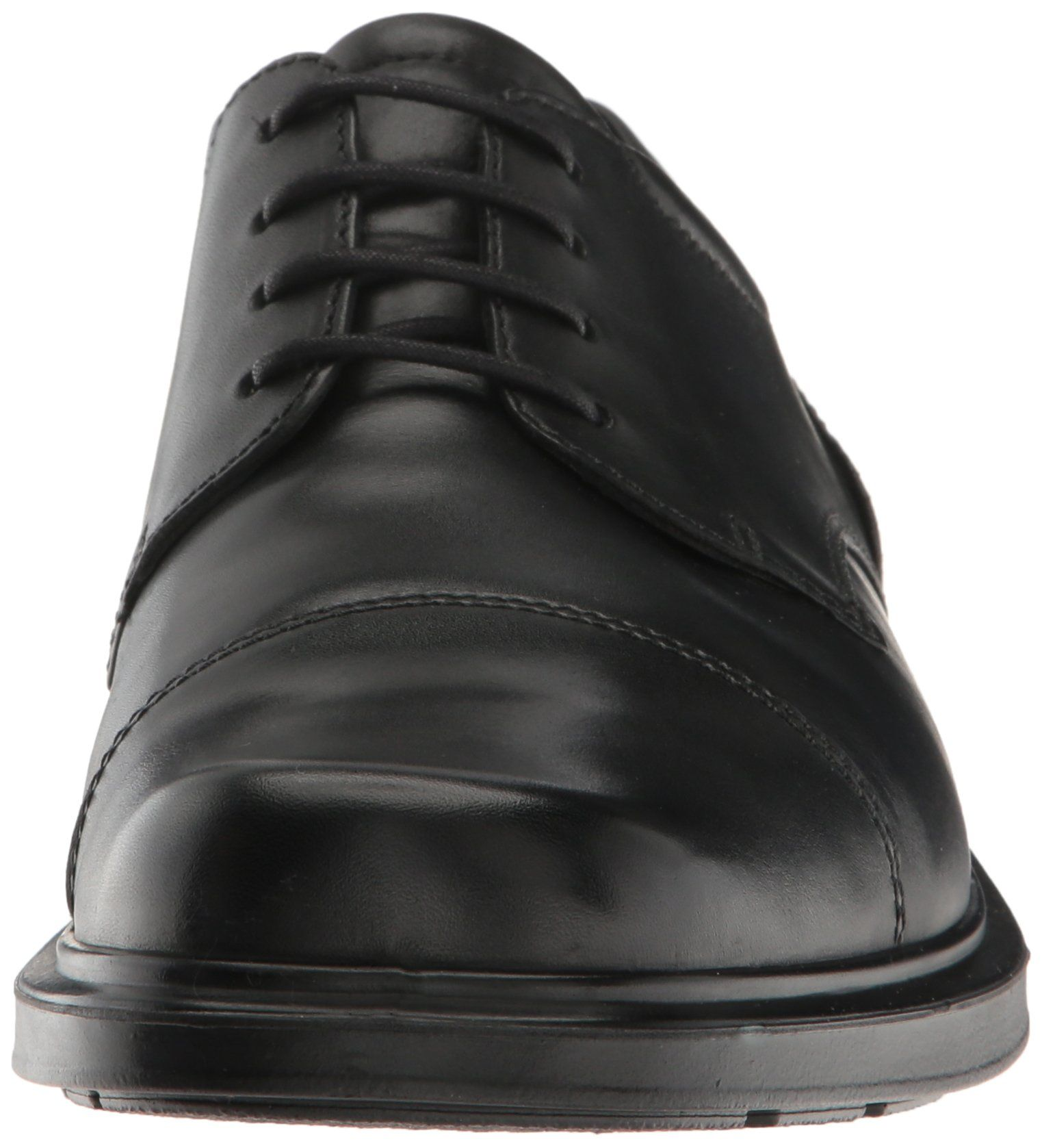 1032412210b6 ECCO Mens Helsinki Cap Toe Oxford Black 45 EU 1111.5 M US     Learn ...