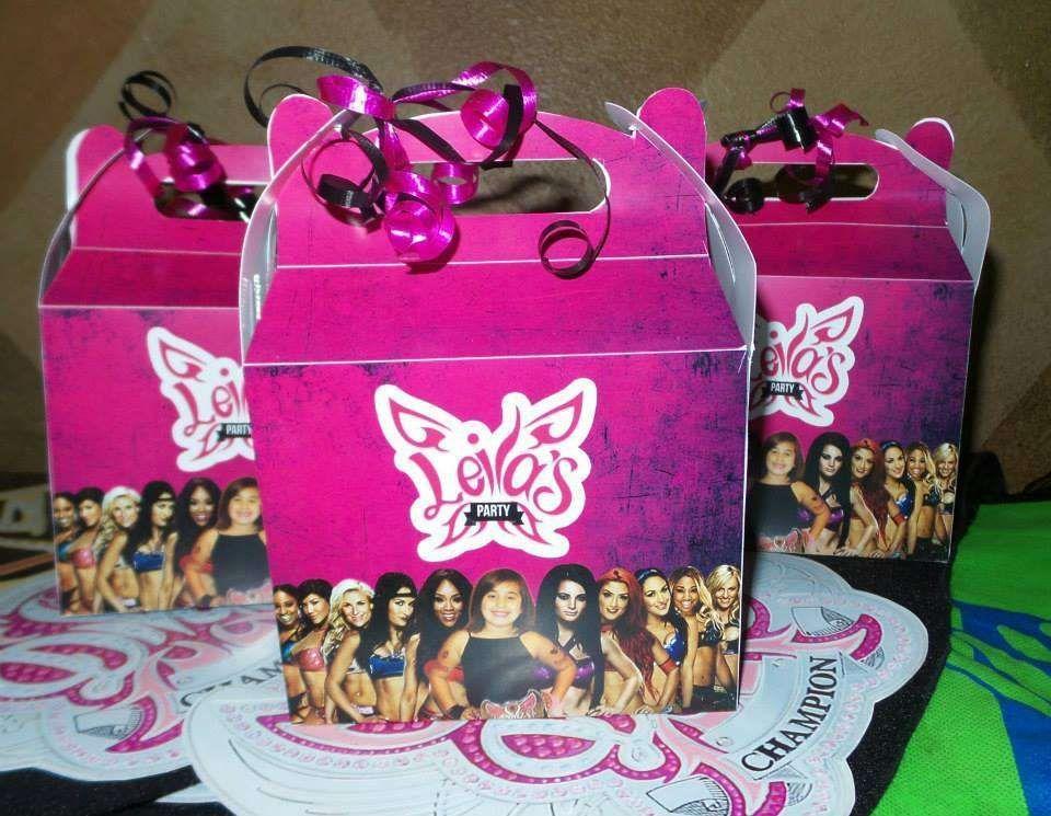 WWE Divas Birthday Birthday Party Ideas WWE Divas Birthdays and