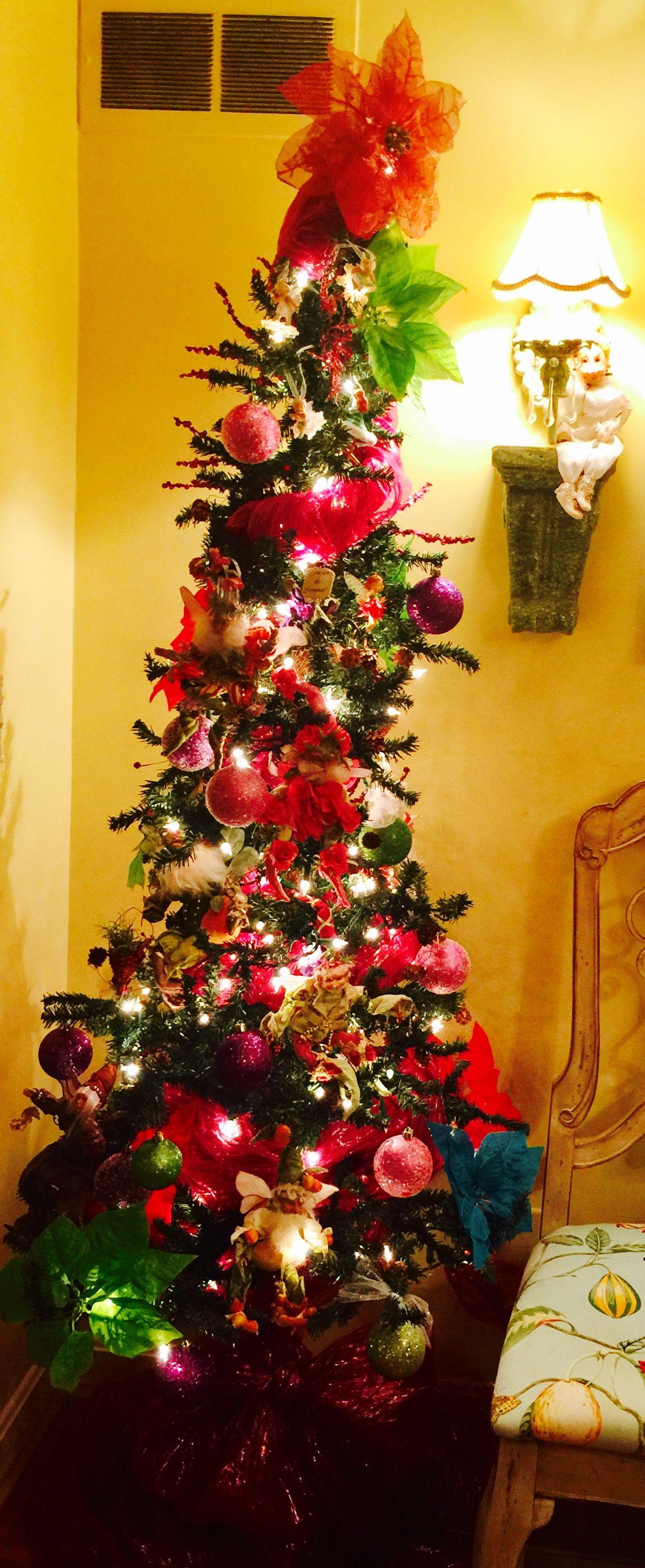 Sugar Plum Christmas tree   Christmas tree, Holiday decor ...