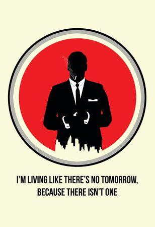 Poster tv-serie Mad Men Poster - bij AllPosters.be
