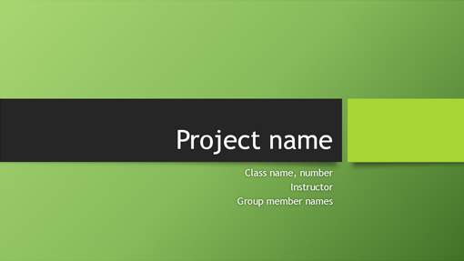 Group Project Presentation Berlin Themes Widescreen