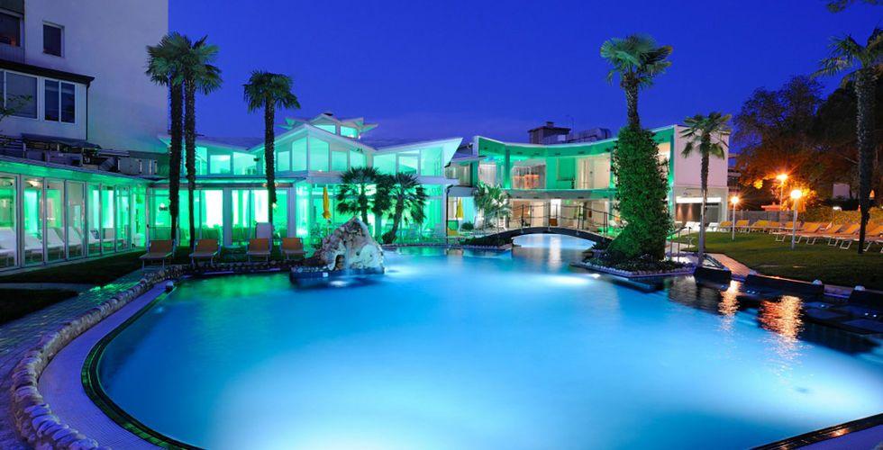 Italia / Veneto / Abano Terme Hotel Panoramic Plaza 4* Voyage ...