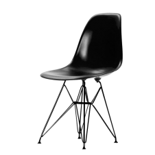 Eames DSR Chair / ALL BLACK, #eames, #designerstuhl, #stuhl,