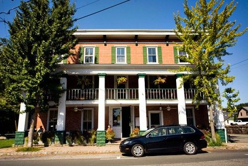The Frenchtown Inn In Nj Places House Styles