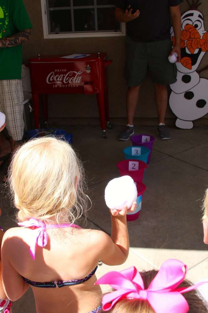 Frozen Birthday Party Ideas | Photo 4 of 21