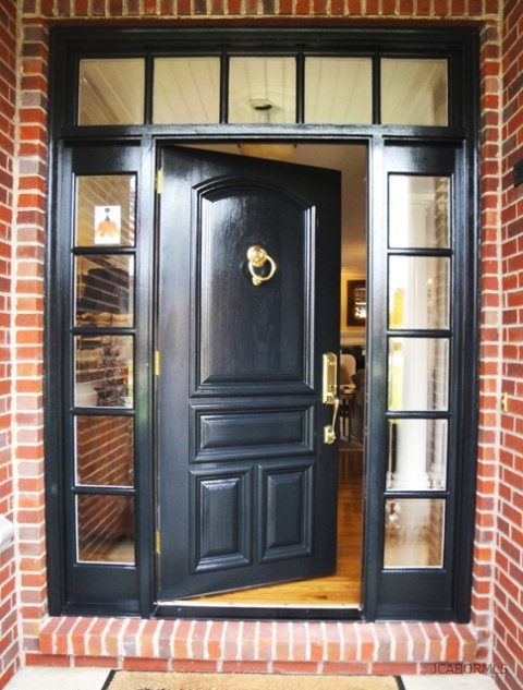 Image Result For Front Door Traditional With Transom