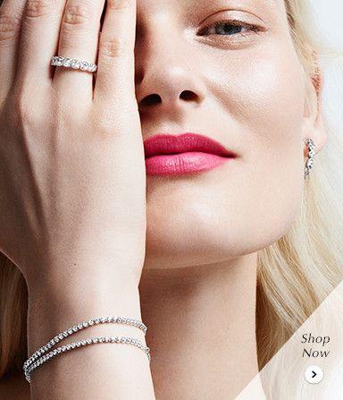 c7eb9752ecb21 Sparkling Strand Bracelet - Pandora UK | PANDORA eSTORE | Pandora ...