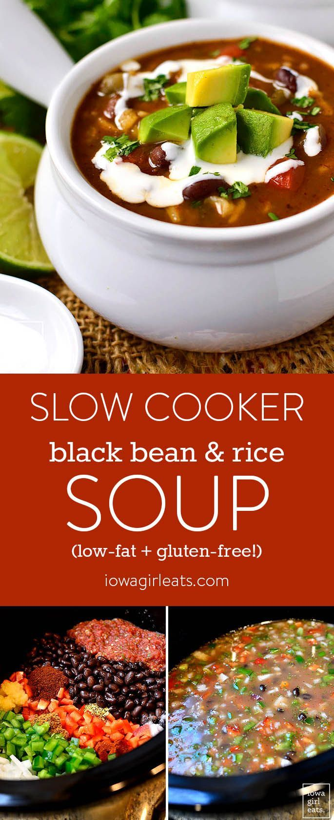 recipe: bean and rice soup slow cooker recipe [31]