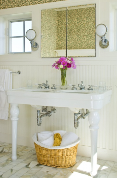 Love This Large Sink James Yochum Photography Cottage Beachy