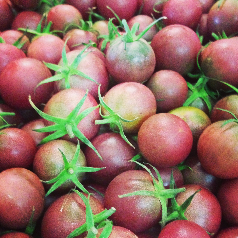 Tomates cherry morunos