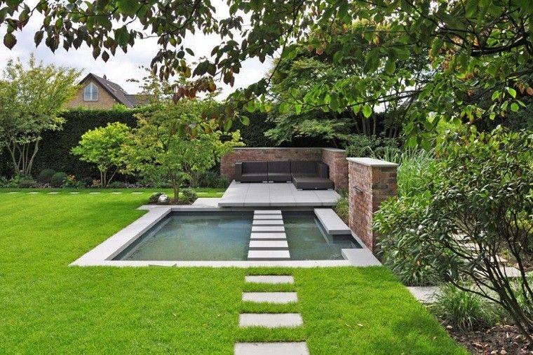Arquitectura y dise o de jardines modernos home garden for Diseno de jardines modernos