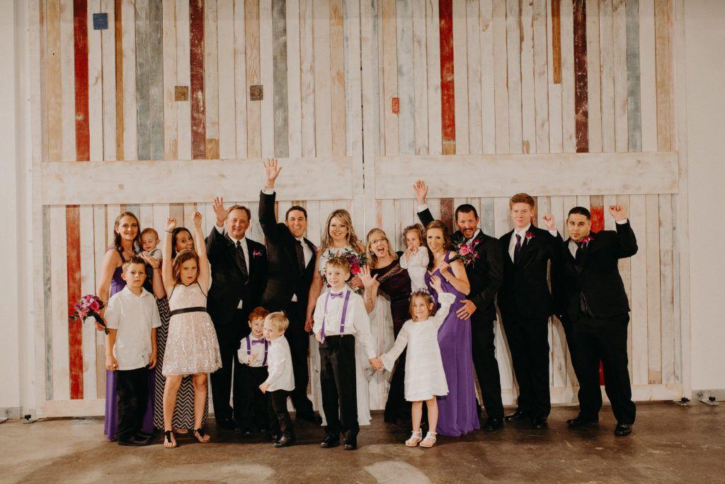 Wish Upon A Wedding Mason Fine Arts Center Wedding Chancey Charm Fine Arts Center Art Center Atlanta Wedding