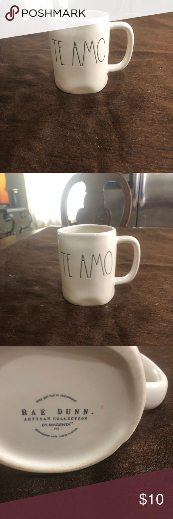 Rae Dunn Coffee Cup Coffee Cups Coffee And Tea Accessories Dunn