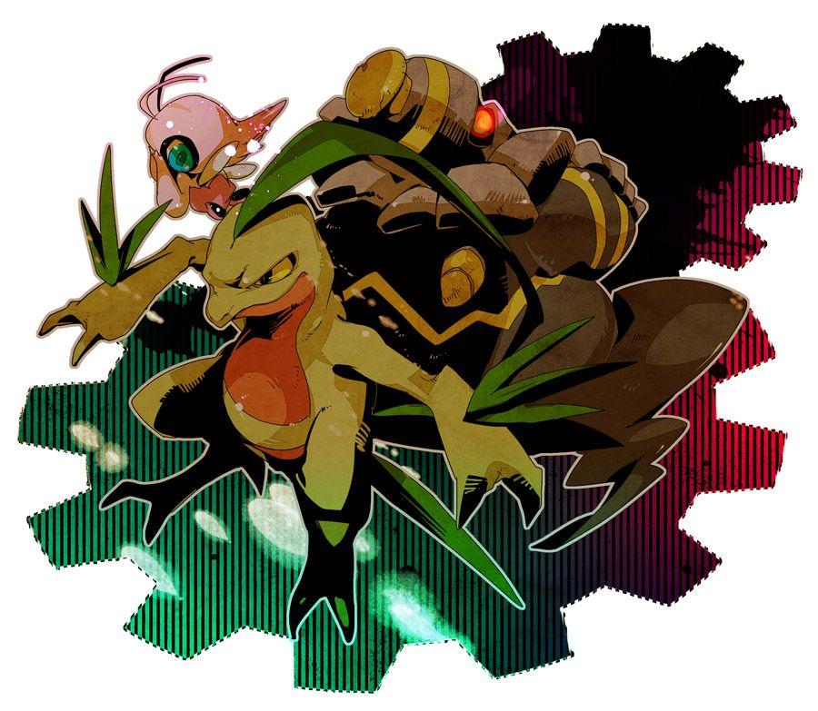 【ポケダン】未来組 | Pokemon dungeon, Cute pokemon wallpaper ...